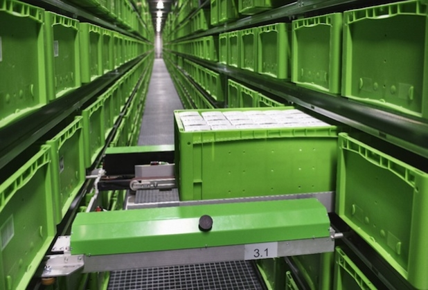 Quelle: a1kommunikation Schweizer GmbH/BITO-Lagertechnik Bittmann GmbH
