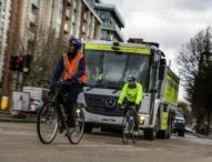 London Cycling Award 2016 geht an Mercedes-Benz Econic