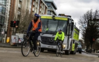 London Cycling Award 2016 geht an Mercedes-Benz Econic