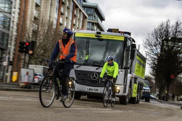 Photo of London Cycling Award 2016 geht an Mercedes-Benz Econic