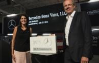 Mercedes-Benz Vans feiert ersten Spatenstich für neues Sprinter-Werk in North Charleston