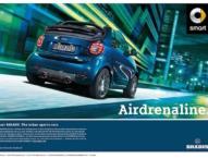 smart BRABUS – der Sportwagen für die Stadt