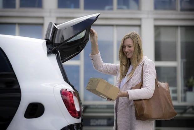 Photo of Ab Herbst können smart Fahrer neuen Logistik-Service testen