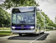 Weltpremiere: Daimler Buses präsentiert autonom fahrenden Stadtbus der Zukunft