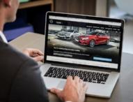 #anytime #anywhere: Per Mausklick zum neuen Mercedes-Benz Pkw