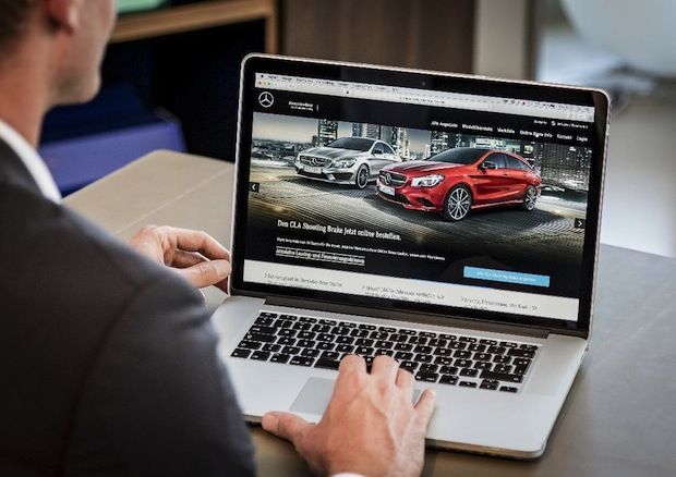 Photo of #anytime #anywhere: Per Mausklick zum neuen Mercedes-Benz Pkw
