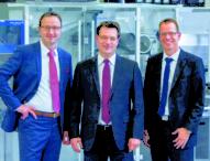 Dirk Bauernfeind wird neuer Geschäftsführer der Romaco Pharmatechnik GmbH