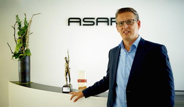 Photo of Neuer Geschäftsführer bei der ASAP Holding GmbH