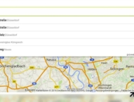 TWT bietet Kunden intelligente Adresseingabe mit Google Maps
