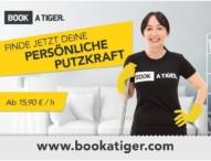 Markenoffensive: BOOK A TIGER startet zweite Plakatkampagne in Deutschland
