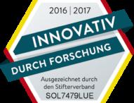 Solcon Systemtechnik: Mit Forschungssiegel ausgestattet