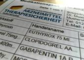 Medikationsplan wird eingeführt – Chance für Arzneimittelhersteller