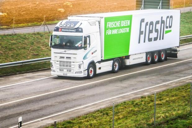 FreshCo Bilanz.jpg: Ein halbes Jahr nach ihrer Gründung ist die FreshCo AG auf dem schweizerischen Transportmarkt angekommen und bietet ihren Kunden individuelle Lösungen im Bereich der Frischelogistik. (Quelle: FreshCO AG)