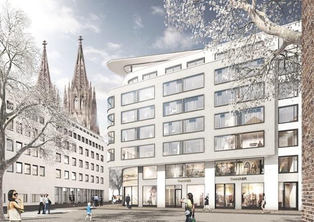 """Photo of H'Group errichtet neues Boutique-Hotel """"H'Otello"""" in der Kölner Altstadt"""