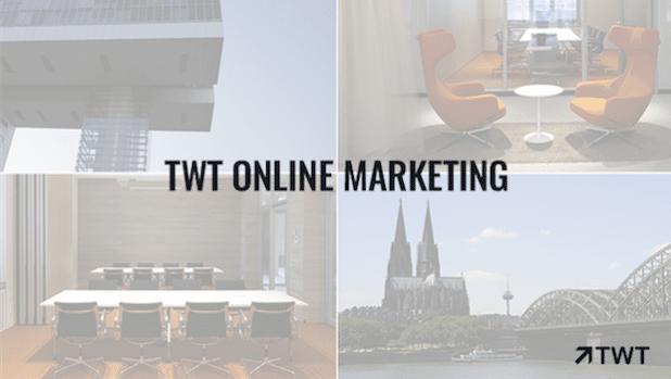 Quelle: TWT Online Marketing GmbH