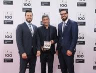 Mayer & Cie. erhält Auszeichnung Top 100
