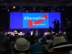 Alternative für Deutschland - AfD vor einer weiteren Spaltung?