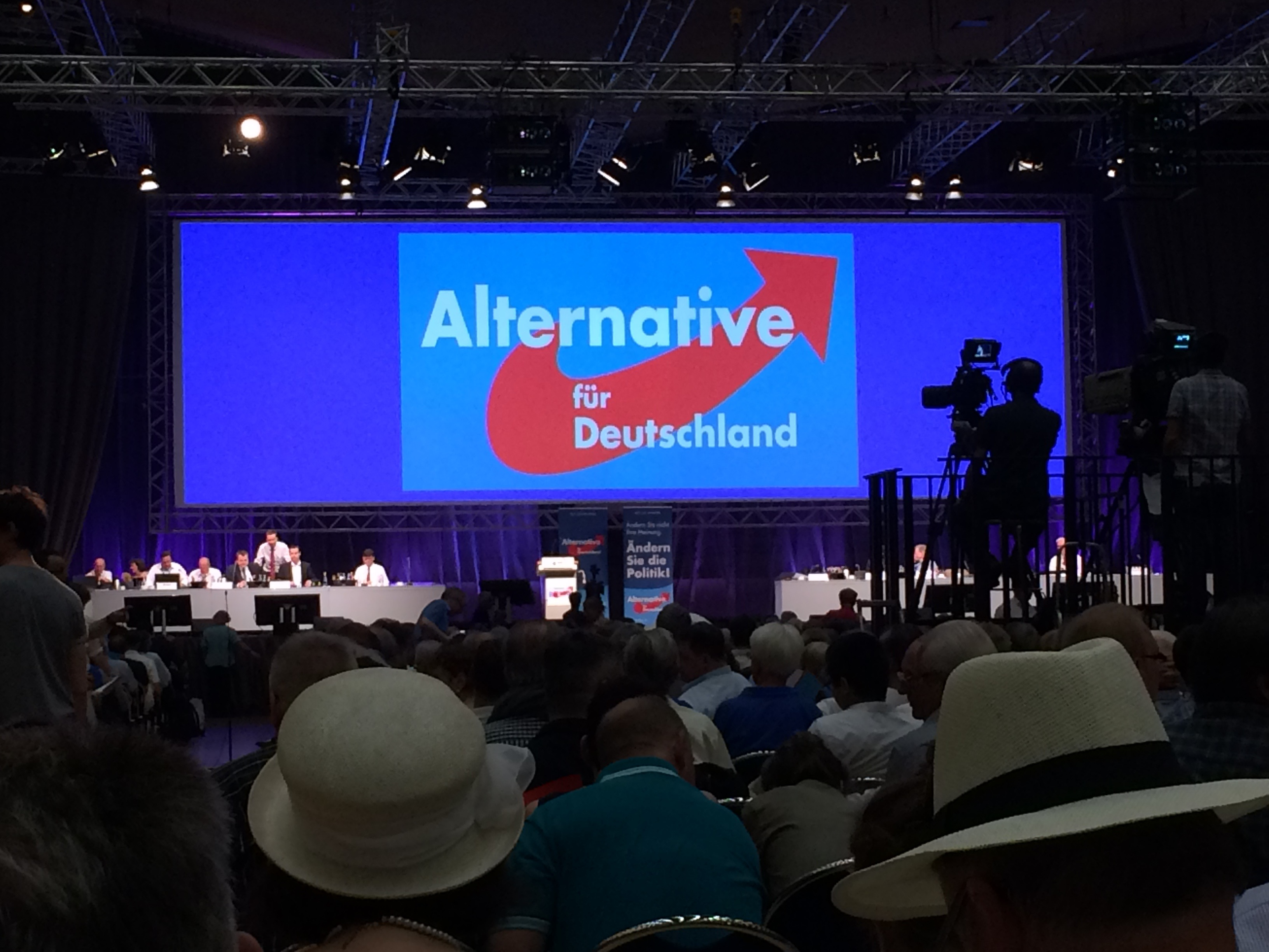 Photo of AfD – die  Spaltung der Spalter