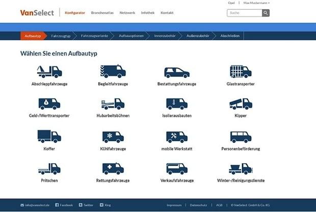 Photo of IAA Nutzfahrzeuge 2016 – VanSelect: Vergleichsportal für Auf- und Umbauten öffnet sich Endkunden