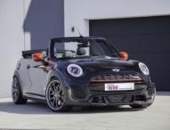 Vier neue KW Gewindefahrwerke fürs Mini John Cooper Works Cabrio (F57) erhältlich