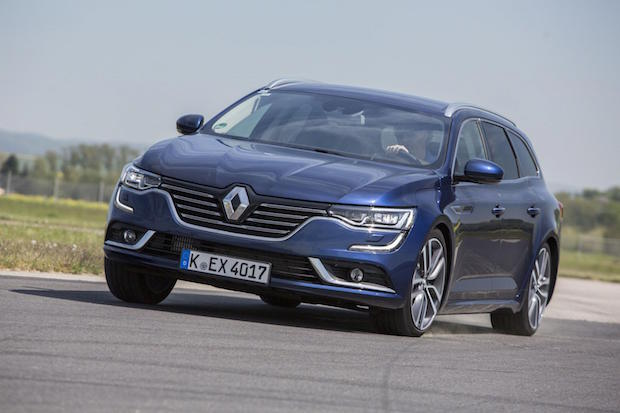 Bild von Doppelsieg für Renault Mégane und Talisman beim Automotive Brand Contest