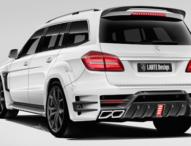 LARTE enthüllt neues Mercedes GLS Design auf dem MIAS