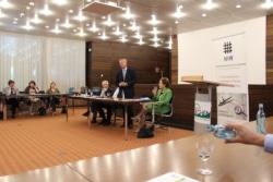Gründer von zahlreichen Unternehmerschulen im Land: NIW Vorsitzender Peter Müller aus Bonn.
