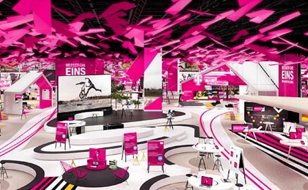 Bild von IFA 2016: Telekom setzt alles auf die EINS
