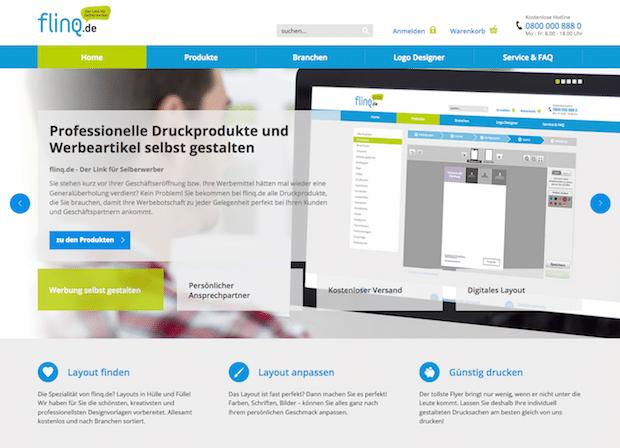Photo of flinq.de im neuen Design und mit verbesserten Funktionen
