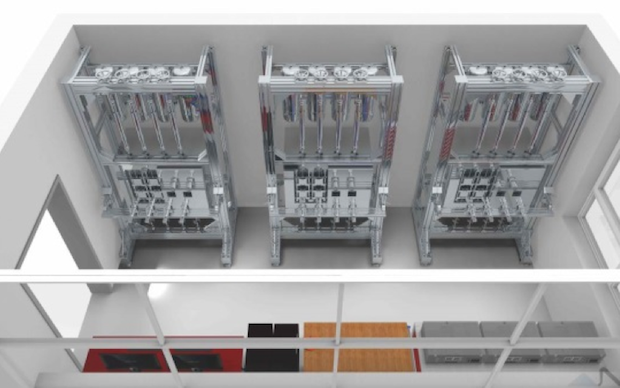 Bild von Kriechenden Kunststoffen auf der Spur: Fraunhofer LBF nimmt neuen Langzeitprüfstand in Betrieb