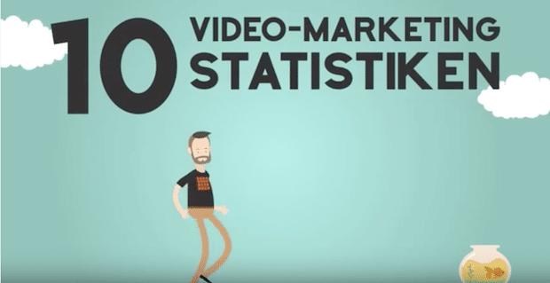 Bild von 10 Facts zum Videomarketing