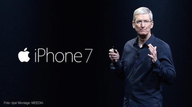 Photo of Apples iPhone 7 soll am 7. September vorgestellt werden