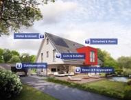 HomeMatic vereint innovative Smart-Home-Produkte verschiedener Hersteller unter einem Dach