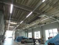 Doppelter Gewinn mit LED-Lichtbandsystem zur Miete