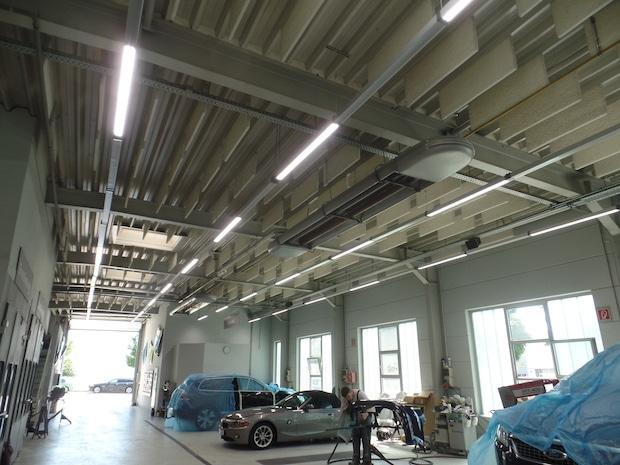 Photo of Doppelter Gewinn mit LED-Lichtbandsystem zur Miete
