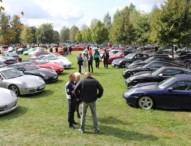Porsche-Treffen für die gute Sache