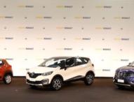 Renault weitet SUV-Fertigung in Brasilien aus