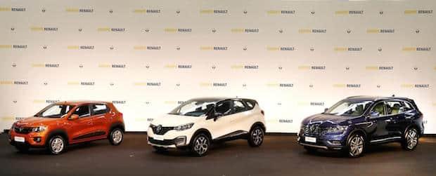 Bild von Renault weitet SUV-Fertigung in Brasilien aus