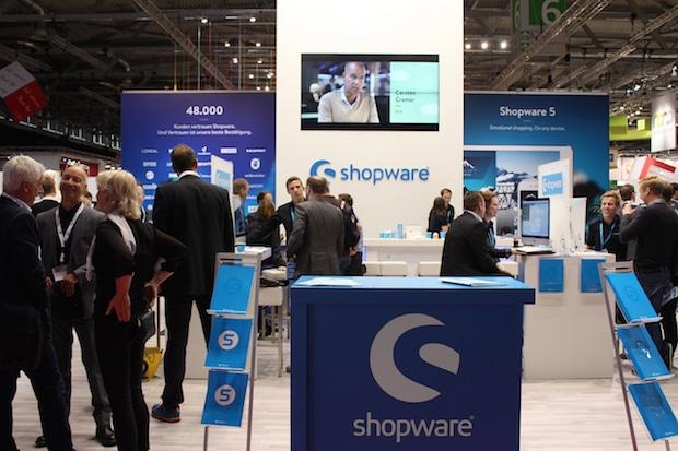 Photo of Shopware steht mit 12 Co-Ausstellern in den Startlöchern für die dmexco