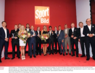 Bridgestone Partner des SPORT BILD Awards 2016