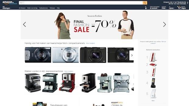 Photo of Amazon.de jetzt auf Niederländisch verfügbar