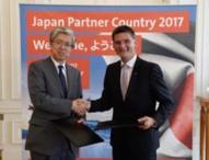 Hightech-Partnerschaft zwischen CeBIT und Japan nimmt Fahrt auf