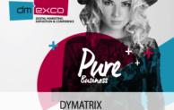 DYMATRIX präsentiert sich erneut auf der dmexco in Köln