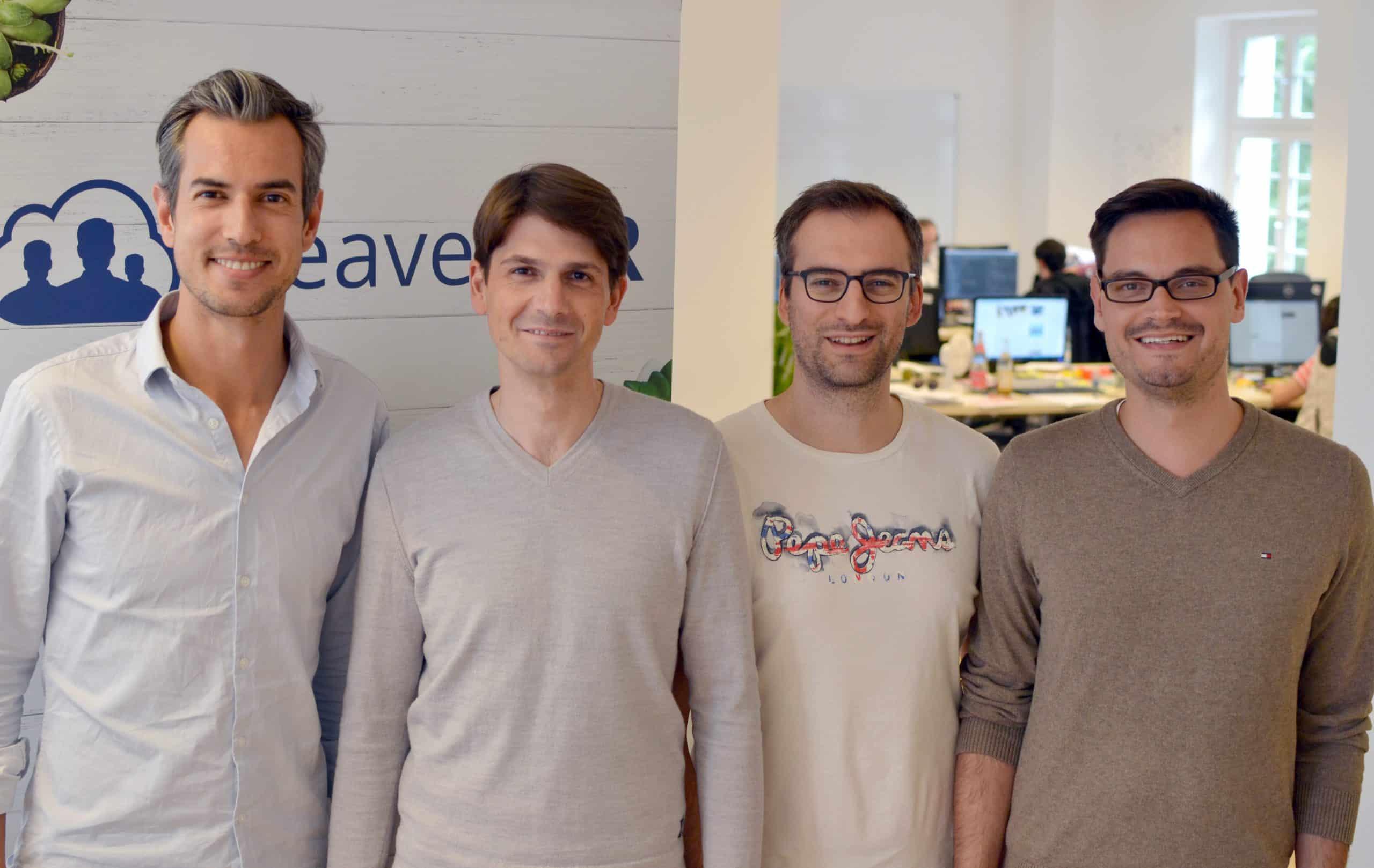 """Bild von Softwareanbieter HeavenHR erhält sechs Millionen Euro: """"Unser Ziel ist die Nummer 1 in Europa zu werden"""""""