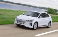 Vorstellung der neuen Hyundai IONIQ-Modelle in FFM