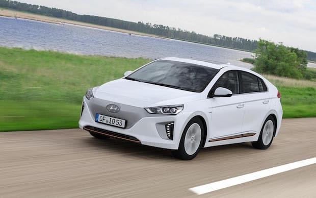 Photo of Vorstellung der neuen Hyundai IONIQ-Modelle in FFM