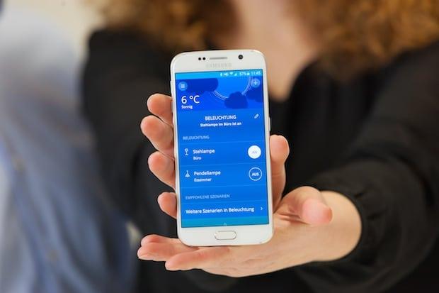 Bild von innogy SmartHome präsentiert neue Generation der Hausautomation