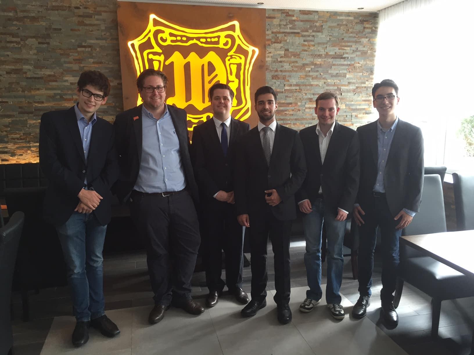 ALFA Jugendorganisation - Junge Reformer wählten Bundesvorstand.