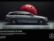 Mercedes-Benz startet Kampagne zur neuen E-Klasse