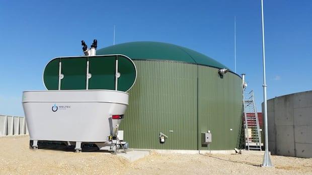Bild von Kroatische Biogasanlage von WELTEC BIOPOWER geht ans Netz
